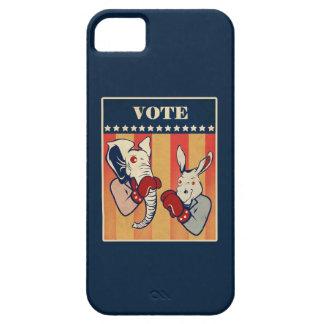Elephant vs. Donkey iPhone SE/5/5s Case