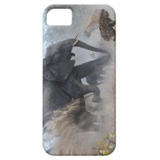 Elephant VS hyena iPhone SE/5/5s Case