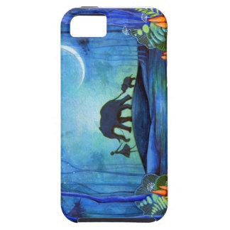 Elephant Walk iPhone SE/5/5s Case