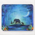 Elephant Walk Mousepad