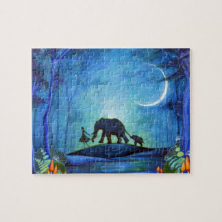 Elephant Walk Puzzle