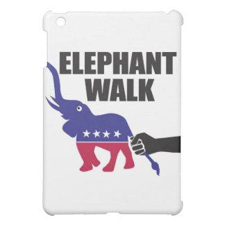 Elephant Walk (Republicans) iPad Mini Cases