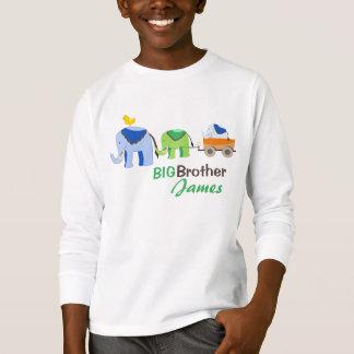 Elephant Walk Sibling T-Shirt