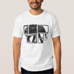 Elephant Wall Tee Shirt