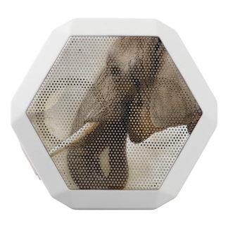 Elephant White Bluetooth Speaker