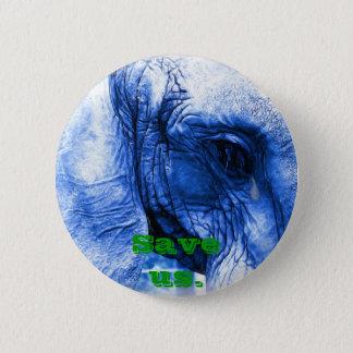 Elephant with tear button