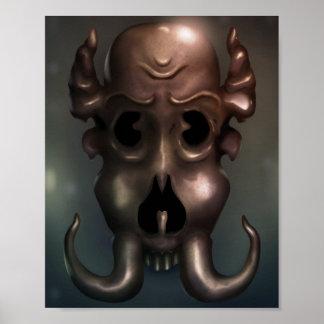 Elephantiasis - Surrealism Poster Print 8x10