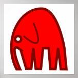elephants 001 print