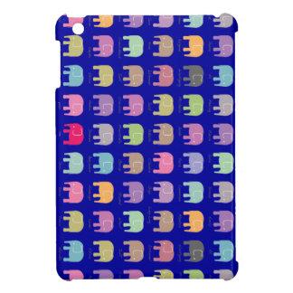 Elephants are your best friends ipad mini case