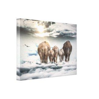 Elephants Ascended