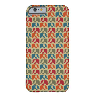 Elephants Barely There iPhone 6 Case