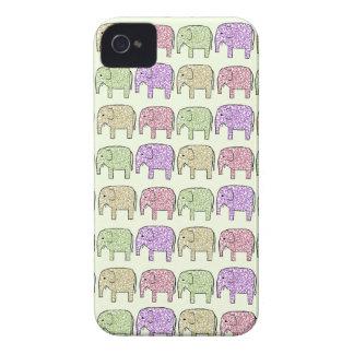 Elephants Case-Mate iPhone 4 Case