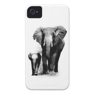 Elephants Case-Mate iPhone 4 Case