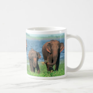Elephants Coffee Mug