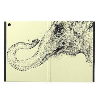 elephant's faithful 100% by Inkspot Cover For iPad Air