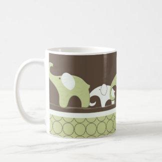Elephants for Baby Mug