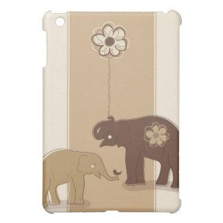 Elephants  iPad mini case