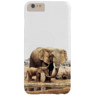 Elephants iPhone 6 Plus Case