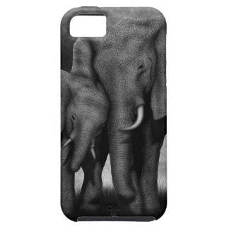 Elephants iPhone SE/5/5s Case