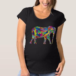 Elephants Love Babies! Maternity T-Shirt