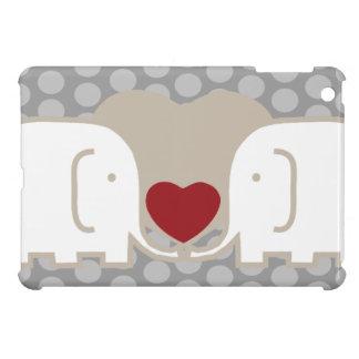 elephants love cover for the iPad mini