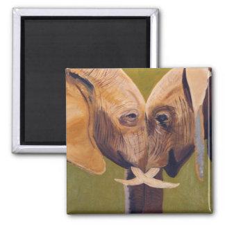 ELEPHANTS LOVER'S REFRIGERATOR MAGNETS