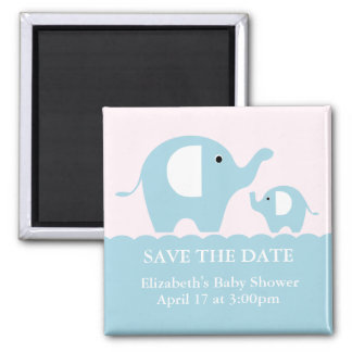 Elephants Magnet