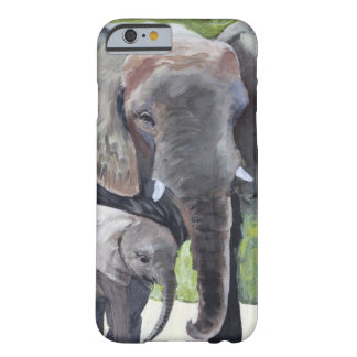 ELEPHANTS MOTHER BARELY THERE iPhone 6 CASE
