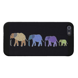 Elephants Never Forget Case For iPhone SE/5/5s