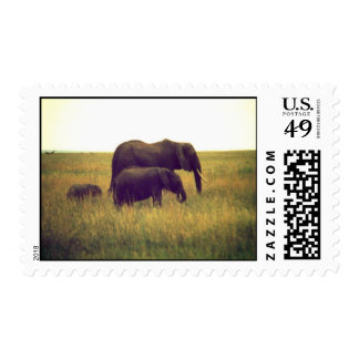 elephants stamp 2