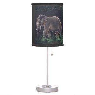 Elephants Table Lamp