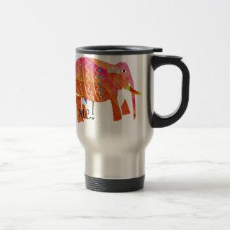 Elephants Tazas