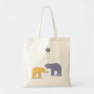 Elephants Tote