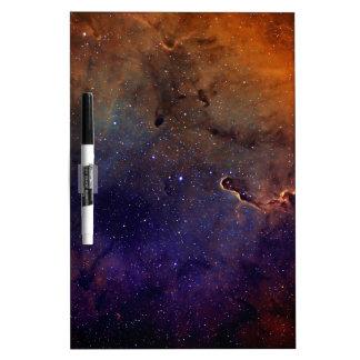 Elephant's Trunk Nebula Dry Erase Board