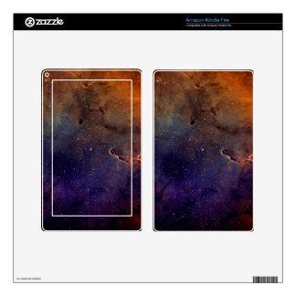 Elephant's Trunk Nebula Kindle Fire Decals