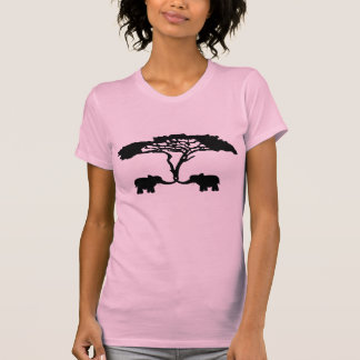 Elephants Tee Shirts