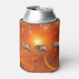 Elephants with light effects can cooler