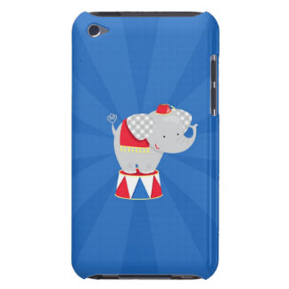 Elephany Circus iPod Touch 4G Case Speck Barely There iPod Covers