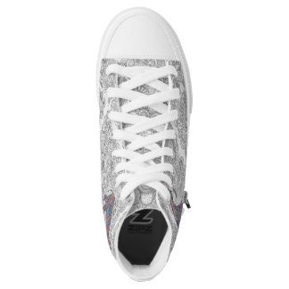 elephaverse High-Top sneakers