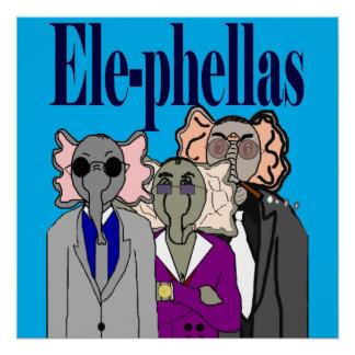Elephellas Poster Perfect Poster