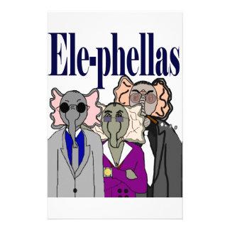Elephellas Stationery
