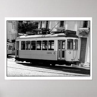 Elétrico de Lisboa 001 Poster