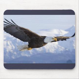 Elevación de Eagle Tapete De Ratón
