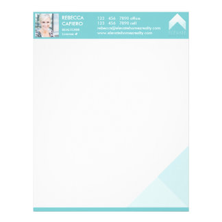 Elevate Homes Realty customizable agent letterhead