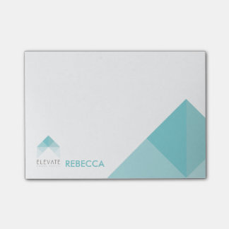 Elevate Homes Realty customizable post-it notes