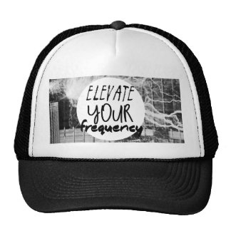Elevate Your Frequency Trucker Hat