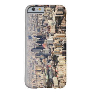 Elevated Beijing Cityscape Barely There iPhone 6 Case