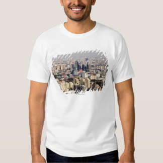 Elevated Beijing Cityscape T Shirt