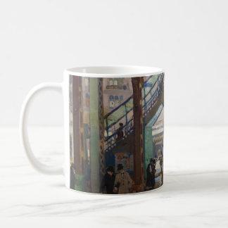 Elevated Columbus Avenue - Gifford Beal Coffee Mug