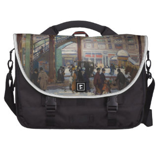 Elevated Columbus Avenue - Gifford Beal Commuter Bags